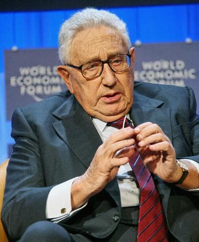 Kissinger and the EU phone number