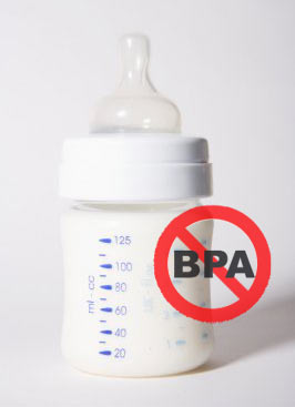 Ban on Bisphenol A in baby bottles in the European Union as of 1 March 2011