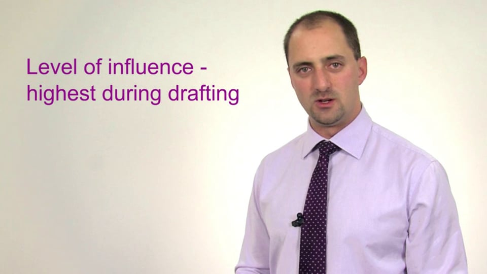 Influencing EU decision making